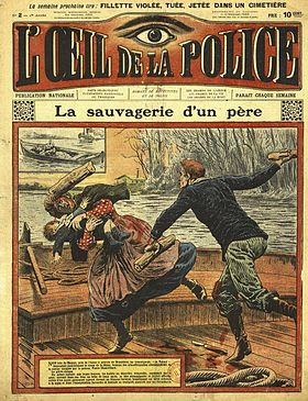 Image illustrative de l'article L'Œil de la police