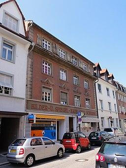 Grabenstraße in Lörrach