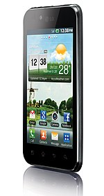 Image illustrative de l'article LG Optimus Black