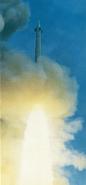 LIM-49A Spartan launch