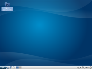 Lubuntu - Lubuntu 10.04, the first stand-alone version of Lubuntu available