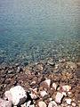 L eau du lac du combeynot.jpg