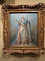 La France rend grace au ciel pour la guérison de Louis XV en août 1744 à Metz (Louvre, RF 31419).jpg