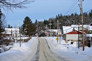 La Macaza, Quebec - Image: La Macaza QC 1