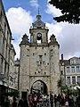 La Rochelle, Porte de la Grosse Horloge - panoramio.jpg