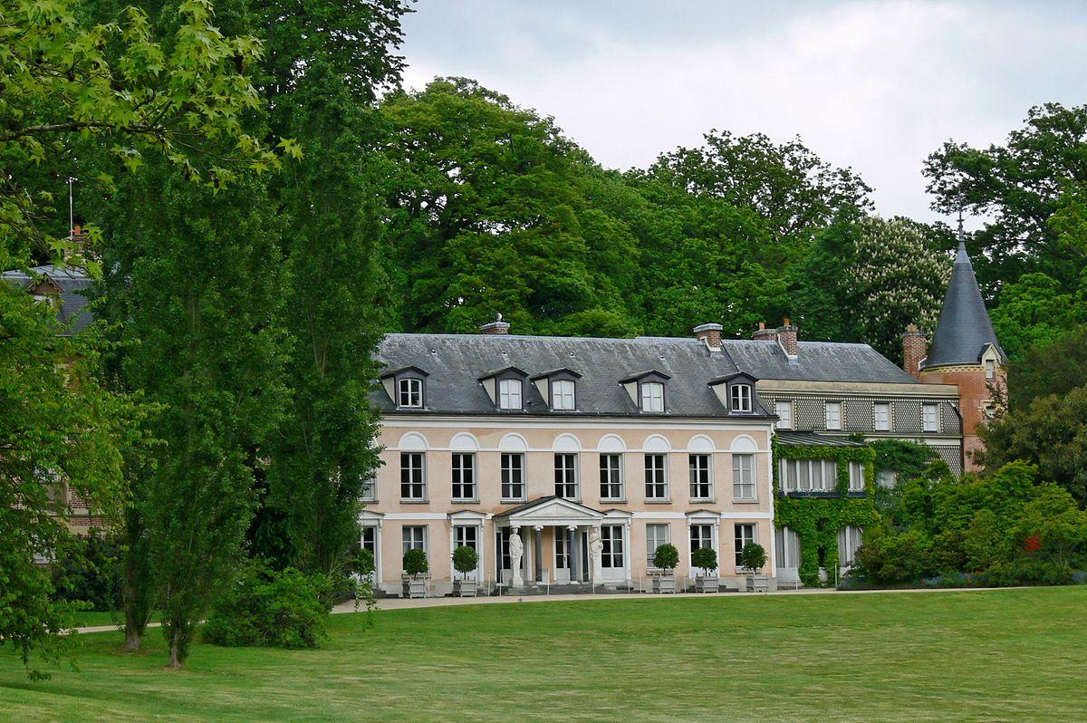 Vall e aux loups wikip dia for Nom de maison original