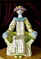 Lady on an Armchair majolica.jpg