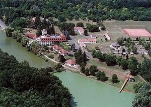 Lengyeltóti - Aerialphotography of Lengyeltóti