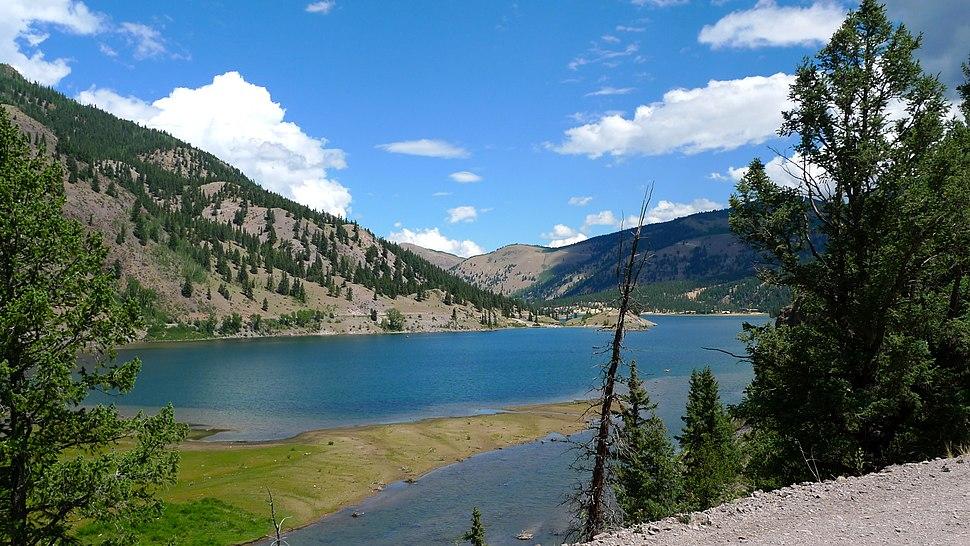 Lake San Cristobal CO