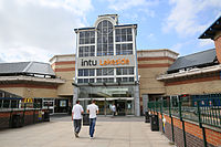 Lakeside Shopping Centre 2013 by Highways Agency.jpg