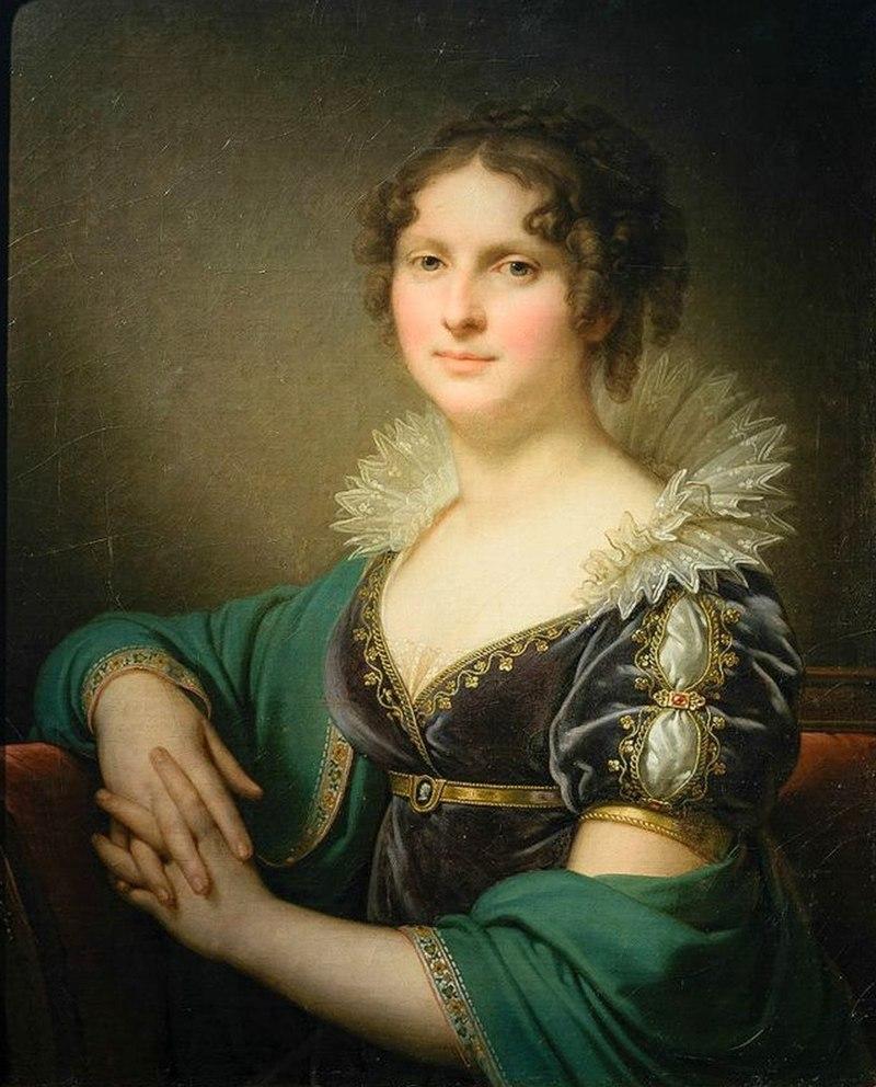 Лампи - Portret Rozalii Rzewuskiej 1814.jpg