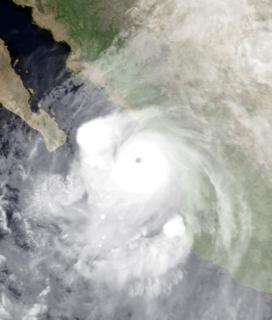 Hurricane Lane (2006) Category 3 Pacific hurricane in 2006