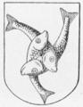 Langelands Sønder Herreds våben 1610.png