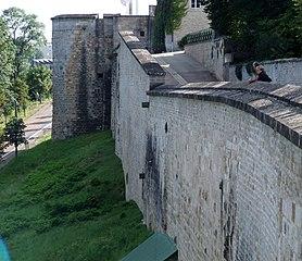 Tour Saint-Ferjeux - Langres (Лангр), Шампань-Арденны, Франция - достопримечательности