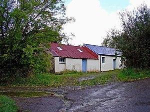 Caradoc Evans - Image: Lanlas Uchaf, Troed yr aur geograph.org.uk 991246