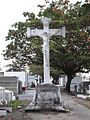 Laoag Catholic Cemetery Cross1.JPG