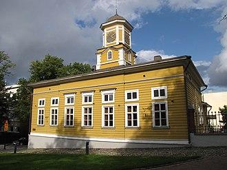 Lappeenranta - Image: Lappeenranta town hall