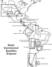 Important Of English Language Essay Map Of Disputed Territories In Latin America High School Memories Essay also Political Science Essays History Of Latin America  Wikipedia Sample Essay High School