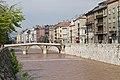 Latin bridge in Sarajevo 2012.jpg