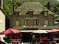 Le Falgoux est situé au pied du Puy-Mary, au cœur du parc des volcans d'Auvergne, dans le département du Cantal. - panoramio (14).jpg