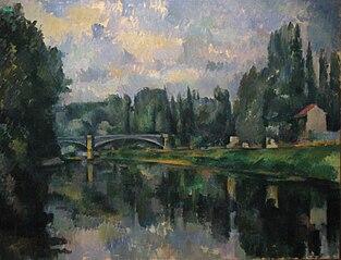 Le Pont sur la Marne à Créteil