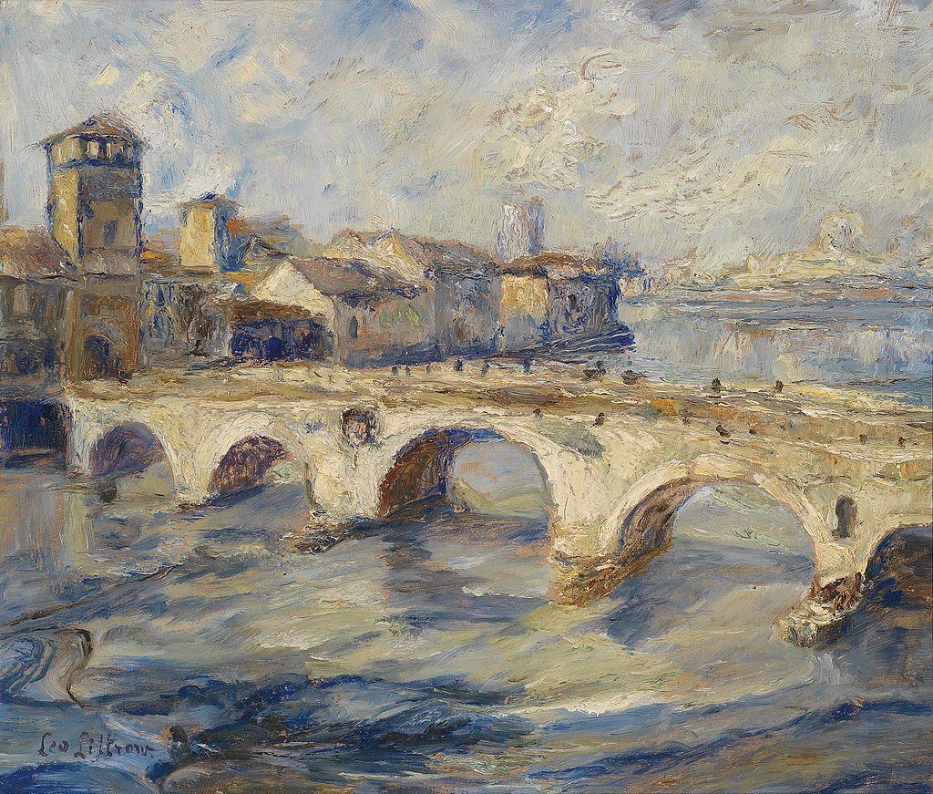 Lea von Littrow Ponte Pietra Verona.jpg