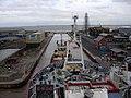 Leaving Immingham Docks - geograph.org.uk - 1009131.jpg