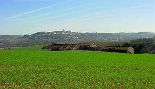Lectoure Commune in Occitanie, France