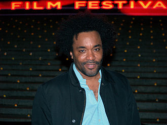 Precious (film) - Image: Lee Daniels at the 2009 Tribeca Film Festival