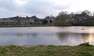 Leece - Image: Leece Duck Pond