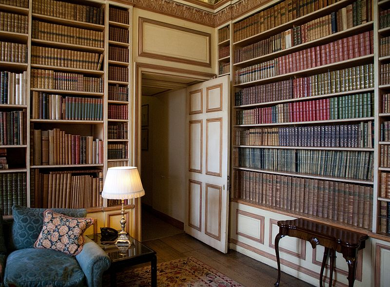 File:Leeds Castle Reading Room - May 09.jpg