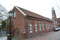 Reformierter Schulgang in Leer (Ostfriesland)