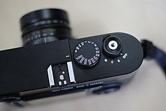Leica M9- Hot shoe (3908317545).jpg