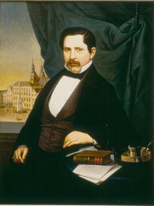 Leopold Kaufmann, 1860 (Quelle: Wikimedia)