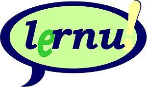 Lernu! - Image: Lernu.net emblemo