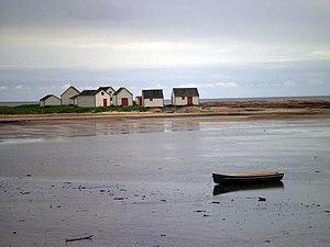 Natashquan (township) - The original fishermen huts (magasins du Galet) are since 2006 a Quebec cultural heritage site.