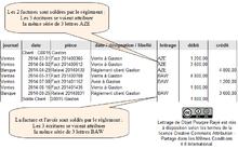 Lettrage comptable wikip dia - Le grand livre comptable ...