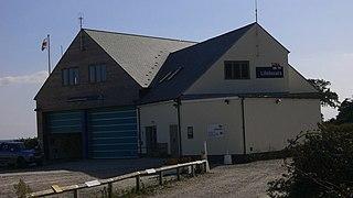 Hayling Island Lifeboat Station lifeboat station on the South coast of England, UK