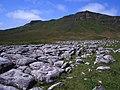 Limestone pavement near Angerholme Potts - geograph.org.uk - 1050574.jpg