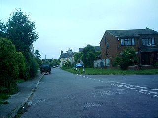 Linton, Derbyshire village and civil parish in South Derbyshire district, Derbyshire, England