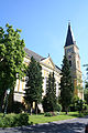 Linz-Kleinmünchen - Kath Pfarrkirche 01.jpg