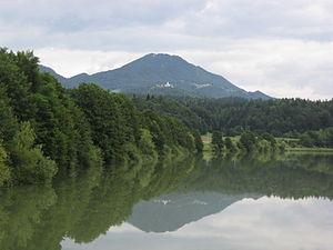 Lisca, mountain in Slovenia