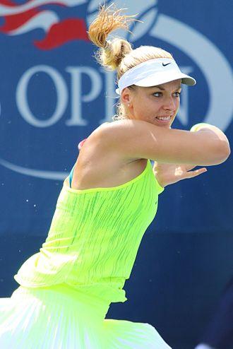 Sabine Lisicki - Sabine Lisicki at the 2016 US Open