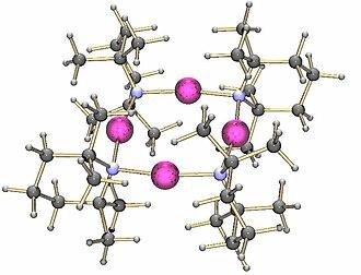 Lithium amide - Tetrameric lithium tetramethylpiperidide