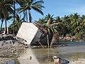 Lo que dejo a su paso el huracan Ida (7,8 Noviembre 2009) Playa de Las Hojas. - panoramio (3).jpg