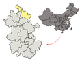 Location of Suzhou Prefecture within Anhui (China).png