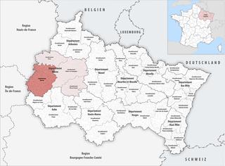 Arrondissement of Épernay Arrondissement in Grand Est, France
