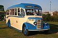 Lodges Coaches coach (TMY 700), 2008 Canvey Island bus rally (2).jpg