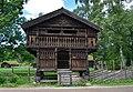 Loft storehouse, 18th cent., Norsk Folkemuseum, Oslo (2) (36421097086).jpg
