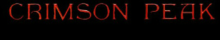 Description de l'image Logo1 Crimson Peak.png.